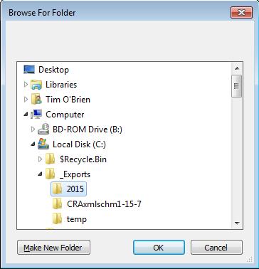 browsefolder